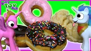SHINING ARMOR WANTS DONUTS!!
