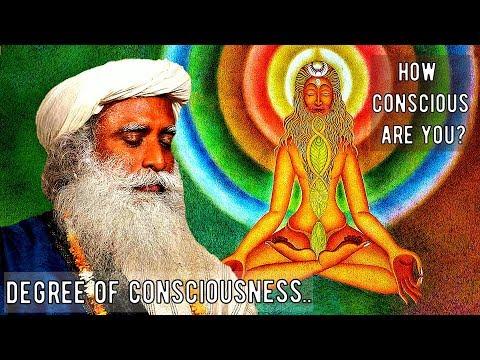 Sadhguru about consciousness -...