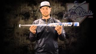 2014 demarini one balanced slowpitch softball bat wtdxsnb 14