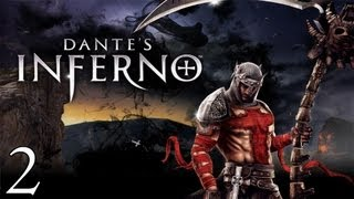 Let s Play Dante s Inferno Part 2 Abandon All Hope