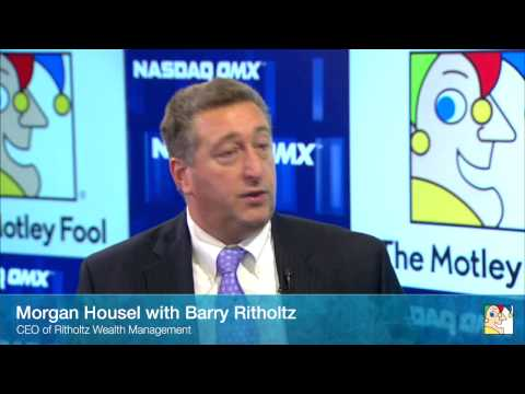 Can Anyone Ever See a Market Bubble Coming in Advance? | Morgan Housel with Barry Ritholtz