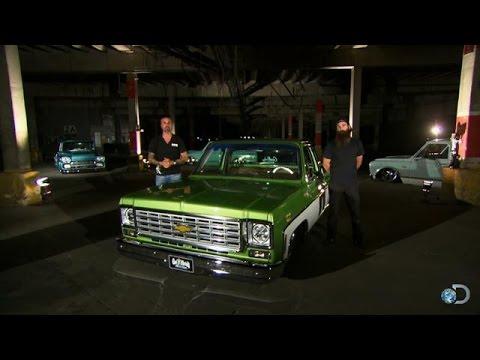 Chevy C-10 Reveal | Fast N' Loud