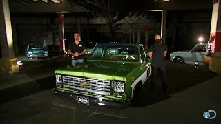 Chevy C-10 Reveal | Fast N' Loud