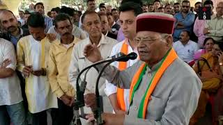 Himachal Pradesh Elections 2017: Sukh Ram & Anil Sharma attack the Virbhadra Government