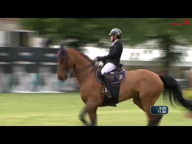 Felix Koller - Chaccbay - Pferdefestival Redefin 2019