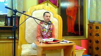Шримад Бхагаватам 3.25.18 - Ватсала прабху