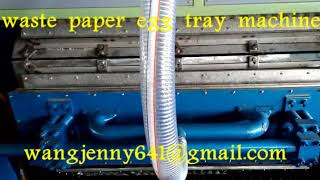 fully automatic waste paper egg box forming machinery-0086-15153504975