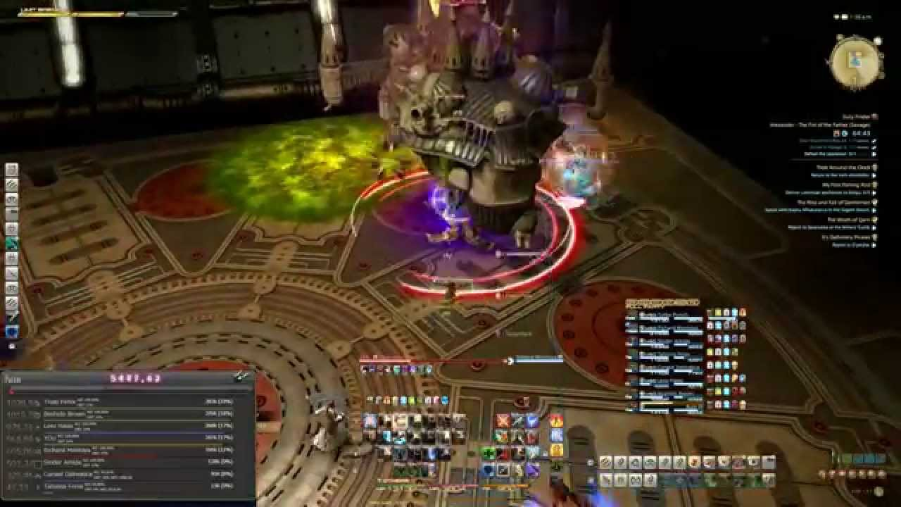How to set up ffxiv keybinds