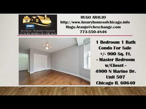 1 Br 1 ba 950 square foot home in JOSEPH E HILL EDUCATION CENTER Uptown Chicago 60640 lake