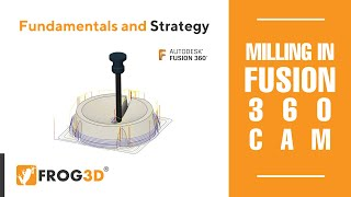 Milling in Fusion 360 CAM - Fundamentals and Strategy