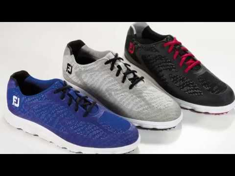 sale retailer sleek authorized site FootJoy SuperLite XP Golf Shoes - YouTube
