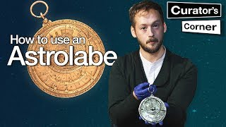 How to use an astrolabe I Curator