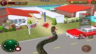 Anaconda Snake Simulator 3D 2019, By Freaking Games