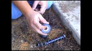 Drip Irrigation System Installation for the Professional: Converting Sprinkler to Drip