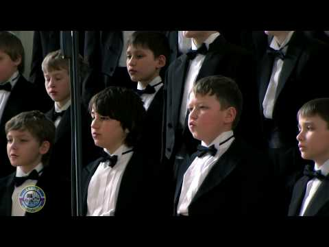 "Molitva ""Veruyu"" - Moscow Boys' Choir ""DEBUT"""
