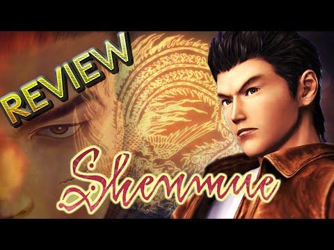 Shenmue - A Obra Prima do Dreamcast