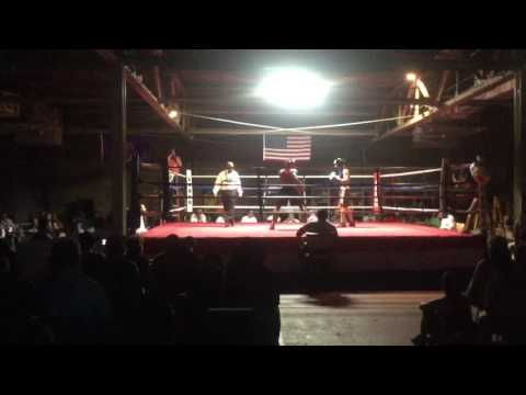 Austin Williams with another TKO Victory May 20, 2016 part 1