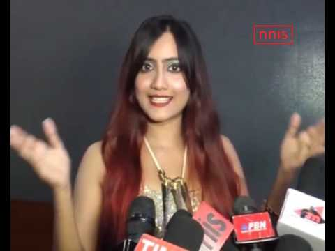 Amika Shail Launches Her New Single Ankhan Sharabi