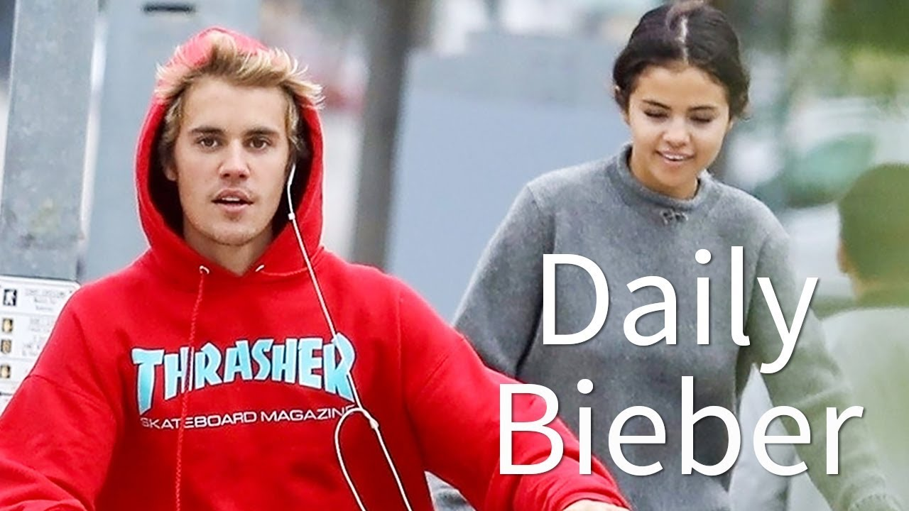 justin bieber reaction to selena gomez dating the weekend