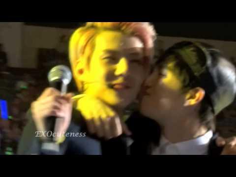 EXO leader & maknae love each other [ SUHO SEHUN ]