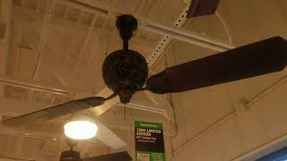 Video Tour of Menards Ceiling Fan & Lighting Department, including Showroom Special order