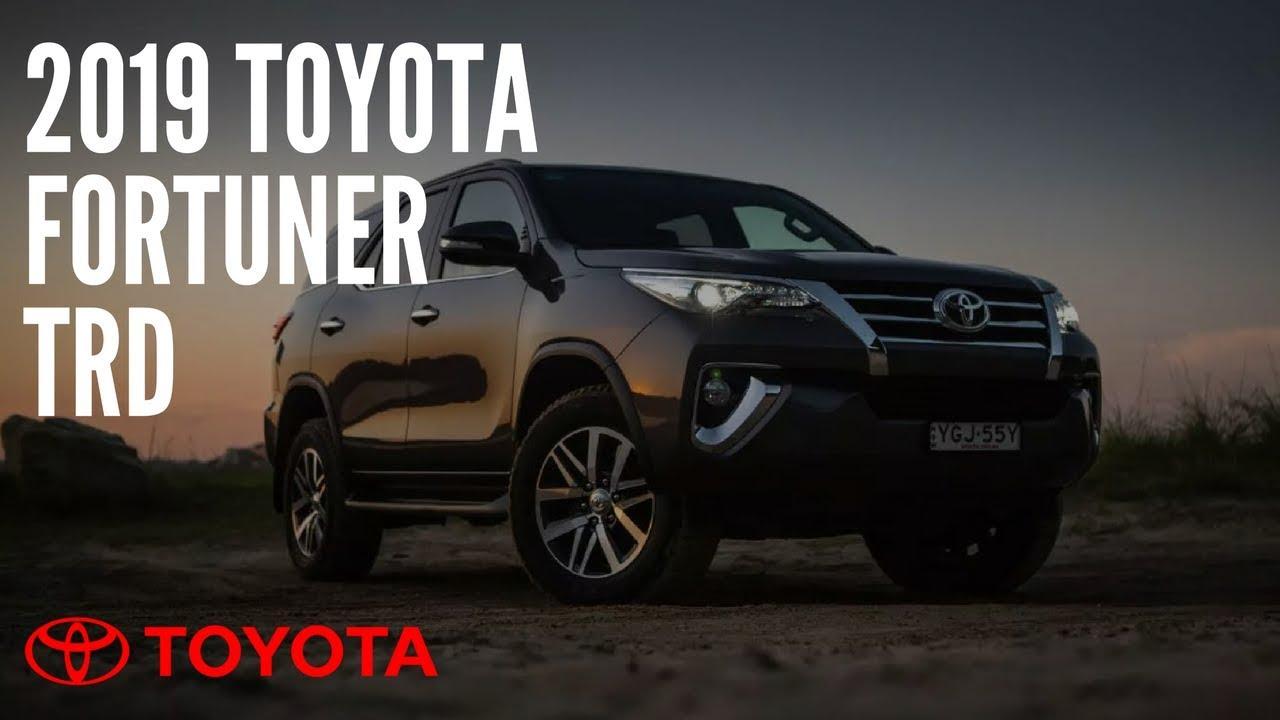 2018 Toyota Fortuner TRD Sportivo Diesel In Depth Review ...