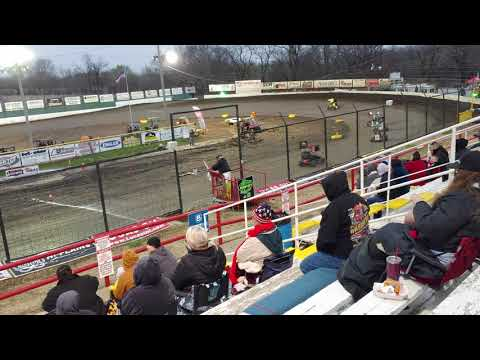 Port City Raceway 3/14/20 Junior Sprints Heat