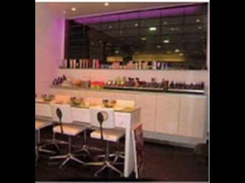 Reforma de peluquerias video ejemplo barcelona y mas www for Disenos de espejos para peluqueria