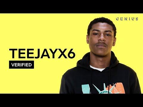 Teejayx6 'Swipe Story' Official Lyrics & Meaning | Verified
