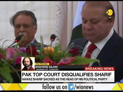 Your Story: Nawaz Sharif sacked as the head of his political party