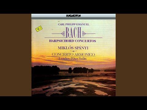 Concerto in F major Wq33: II. Adagio