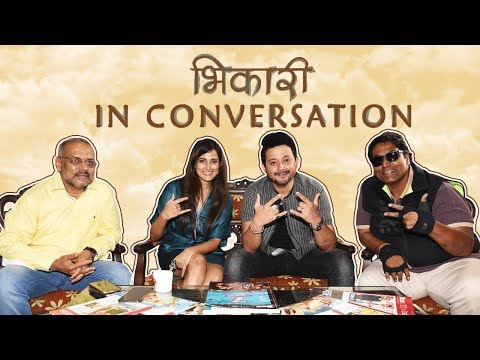 Bhikari | Swwapnil Joshi, Rucha Inamdar, Ganesh Acharya | In Conversation | Box Office India