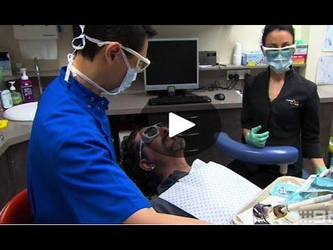 NightLase laser snoring treatment on National Nine News