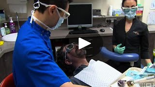 NightLase laser snoring treatment on National Nine News