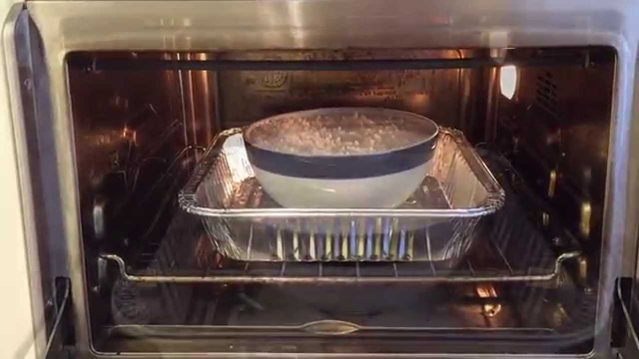 Cuisinart Steam Convection Oven How To Cook White Rice