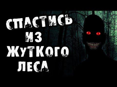 Страшные истории на ночь - СПАСТИСЬ ИЗ ЖУТКОГО ЛЕСА - Страшилки на ночь