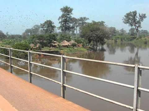 Bangui RCA (route de Mbaiki)
