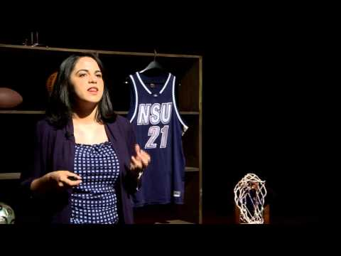 The gray area: Natalie Negron at TEDxNSU