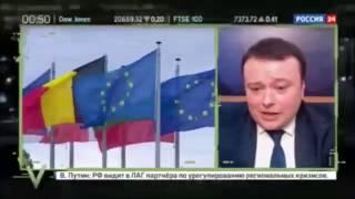 """Ведущий Mount Show Даниель дал интервью телеканалу """"Россия 24"""""""