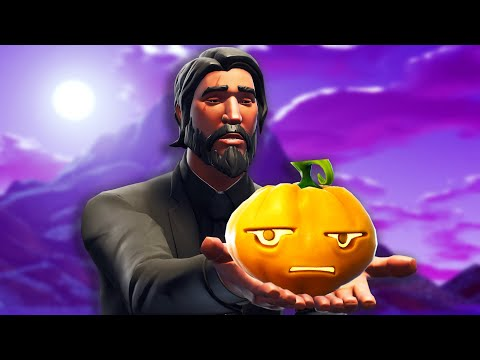 How John Wick became Jack Gourdon - Fortnite Halloween Film