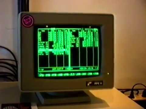1980 CompuSystems SCO UNIX - SCO XENIX - Sergio Cabral Cavalcanti -Doug Michaels - Larry MIchaels