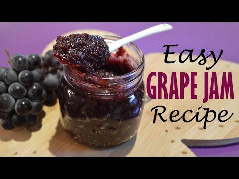 How to make muscadine jelly without pectin