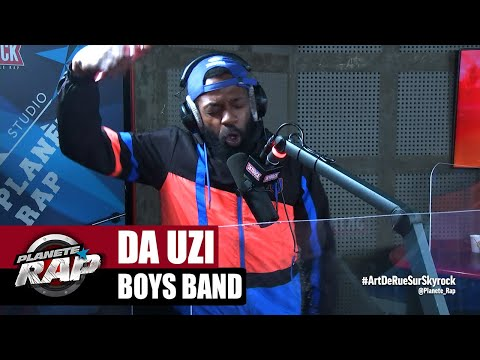 Youtube: Da Uzi « Boys Band » #PlanèteRap