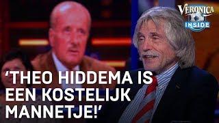 Johan vindt Theo Hiddema een kostelijk mannetje | VERONICA INSIDE