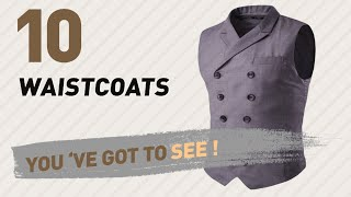 Waistcoats, Top 10 Collection // Suits & Blazers, UK 2017