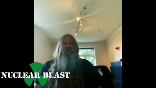 """ENSLAVED - Ivar And Martin Horntveth On Guest Percussions On """"Sequence"""" (OFFICIAL TRAILER)"""