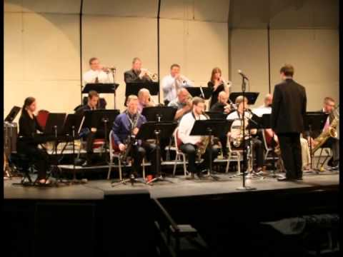 Illinois Valley Community College Jazz Band spring concert 2015