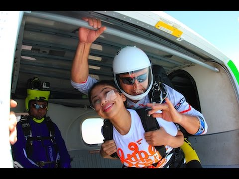 Sharille - Skydive Dubai