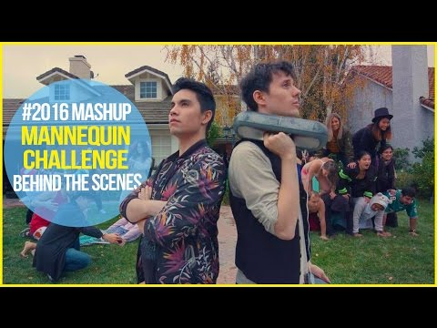 2016 Mashup Mannequin Challenge   BEHIND THE SCENES   KHS
