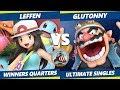Smash Ultimate Tournament - orKsGP | Glutonny (Wario) Vs. TSM | Leffen (PT) Valhalla II SSBU WQ
